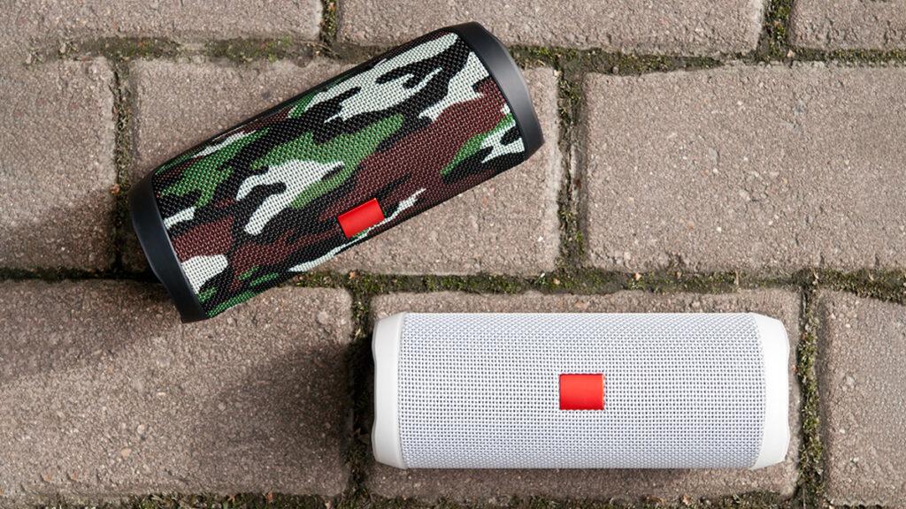 Bluetooth Soundboxen