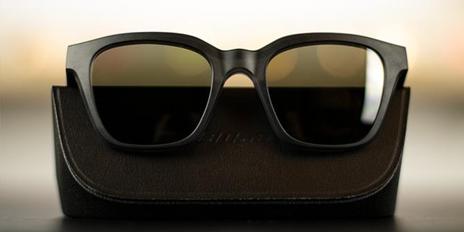 Bose Frames mit Etui