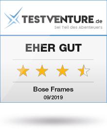 Bose Frames Testlogo Eher Gut