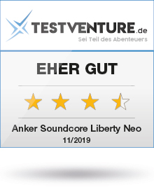 Testlogo Anker Soundcore Liberty Neo