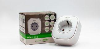Wiser Smart Plug Test