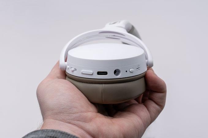Sennheiser HD 450BT Tasten Steuerung