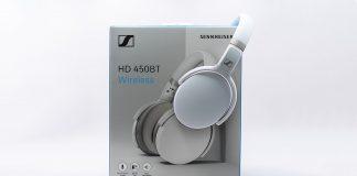 Sennheiser HD450BT Test