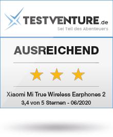 Xiaomi Mi True Wireless Earphones 2 Award Testlogo Ausreichend Testventure