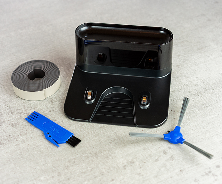RoboVac G30 Edge Zubehoer und Lieferumfang