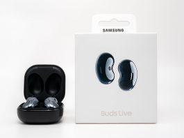 Samsung Galaxy Buds Live Test