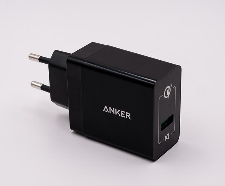 Anker Powerort 1 Usb Ladegeraet QI
