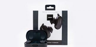 Bose QuietComfort Earbuds Test