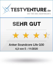 Testlogo Soundcore Life Q30