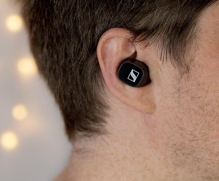 Sennheiser CX 400BT True Wireless im Ohr