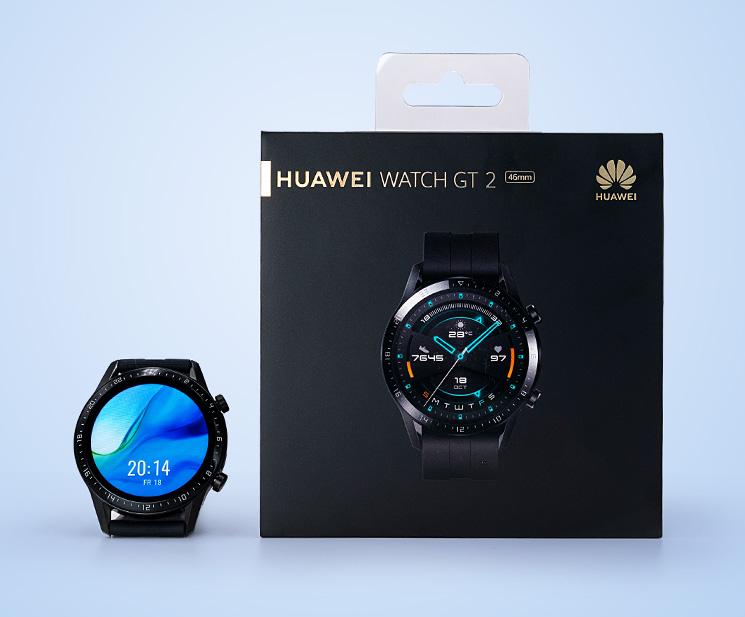 Smartwatch Vergleich Huawei Watch
