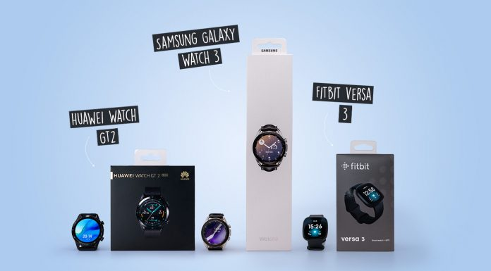 Smartwatch Test