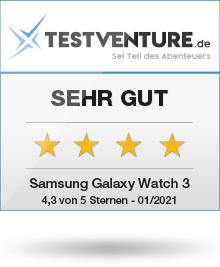 Testsieger Samsung Watch 3