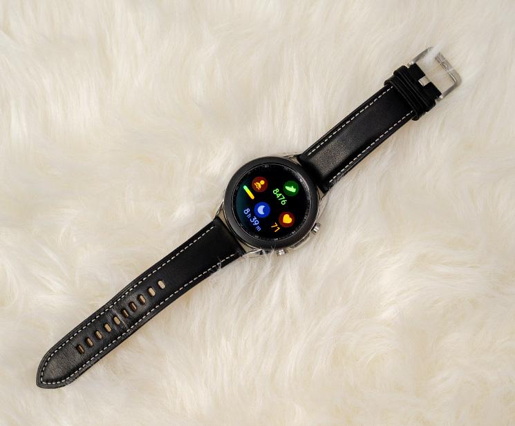 Smartwatch mit App