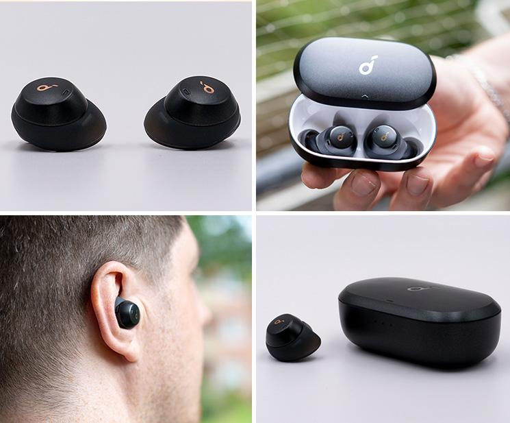 True Wireless Sport Kopfhörer