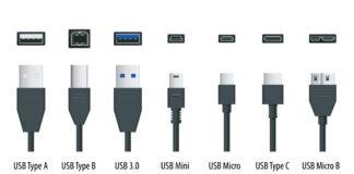 Alle USB Typen Im Überblick-USB-C 3.0. 4.0 3.2