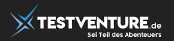 Abbildung zeigt das Testventure Logo