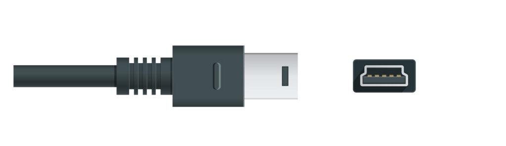 mini usb stecker