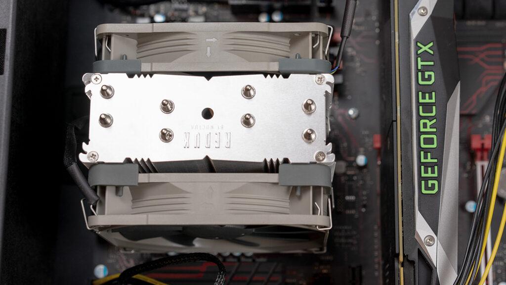Noctua NH-U12S Redux Dual Lüfter