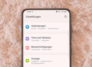 Samsung Galaxy S21 Einrichten Tipps Tricks