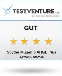 Scythe Mugen 5 ARGB Plus Testlogo Gut